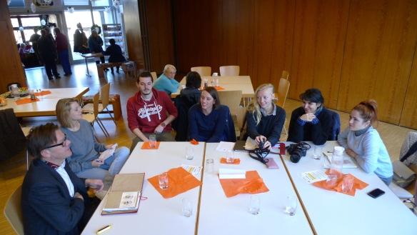 Recherchephase 1 - Studenten der Kunst Universität Linz - Raum & Design Strategien http://www.strategies.ufg.at/--